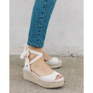 Soludos Platform Tie Up Sandals